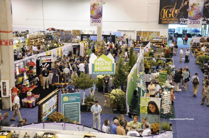 Independent-garden-center-show-convention-hall-chicago-garden-center-tv