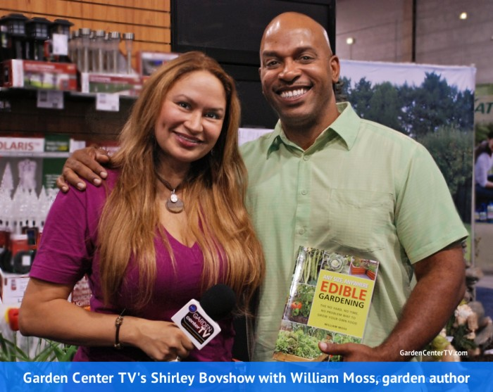 Shirley-Bovshow-Garden-Expert-Landscape-Designer-TV-Host-William-Moss-Gardener-Author-GardenCenterTV