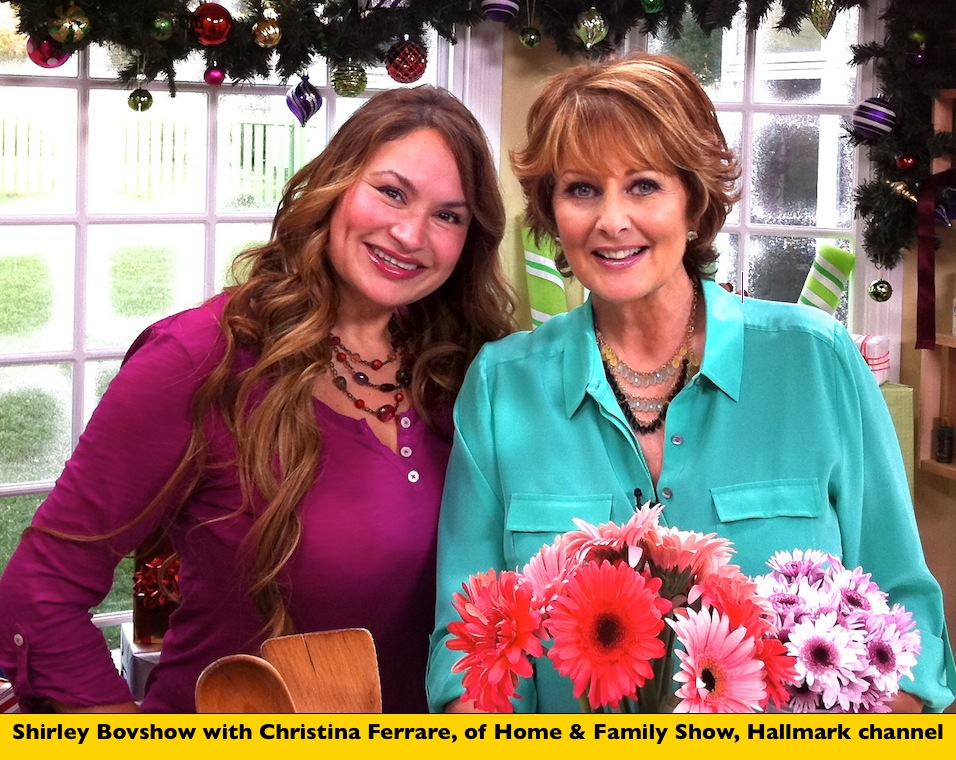 Fairy and miniature gardens on home family show for Garden design tv shows