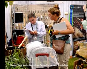 Burgon-&-Ball-garden-product-sales-team-on-GardenCenterTV